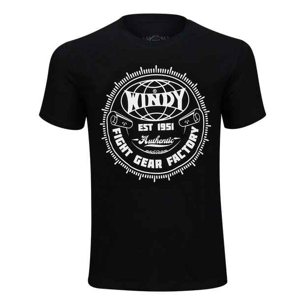 Windy Gear Factory T-Shirt - Windy Fight Gear