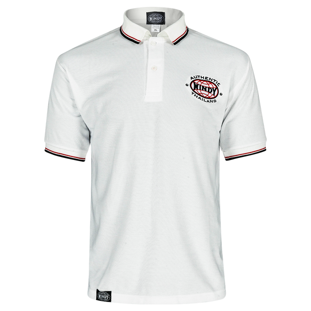 Windy Classic Polo - White - Windy Fight Gear