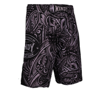 Windy Tribal Mural MMA Shorts - Windy Fight Gear