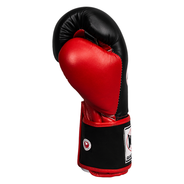 Proline Boxing Gloves - Red/Black - Windy Fight Gear