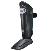 Proline Shin Guards - Black - Windy Fight Gear