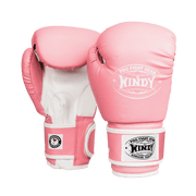 Kids Boxing Gloves - Pink - Windy Fight Gear