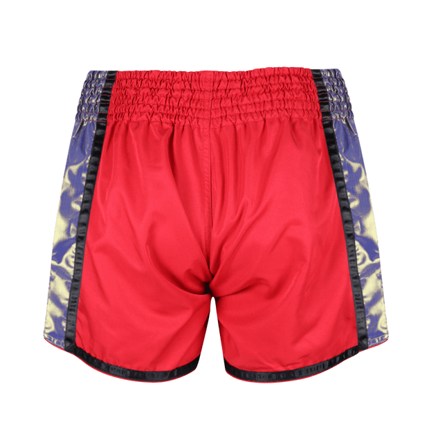 Lightweight Fight Shorts - Red - Windy Fight Gear