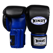 Proline Boxing Gloves - Blue/Black - Windy Fight Gear