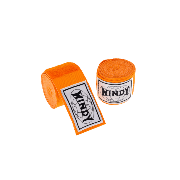 Windy Hand Wraps - Orange - Windy Fight Gear