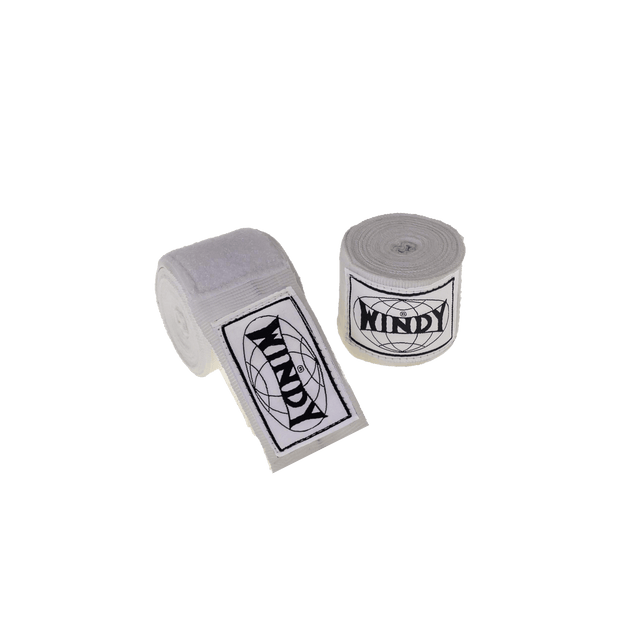 Windy Handwraps - White - Windy Fight Gear