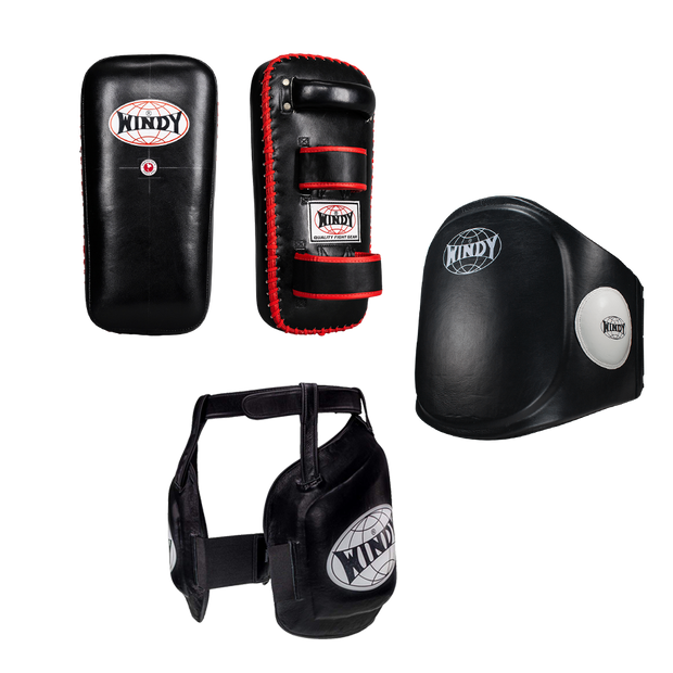 Trainer / Coaching Set - Windy Fight Gear