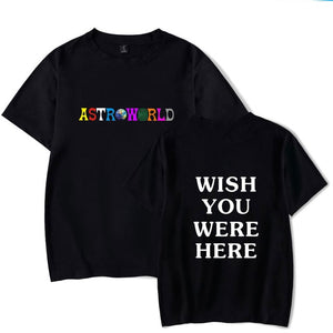 Travis Scotts ASTROWORLD T-shirt