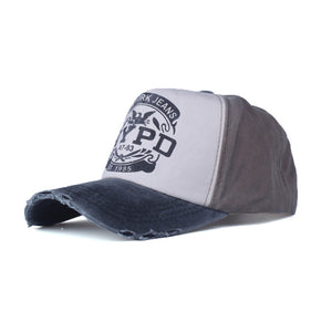 baseball cap fitted hat Casual gorras 5 panel hip hop