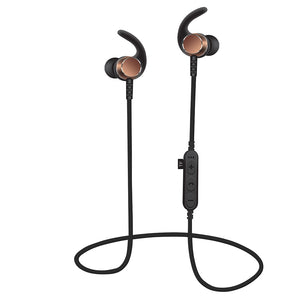 Gocomma Noise Cancelling Bluetooth Wireless Sports Headset with TF Slot