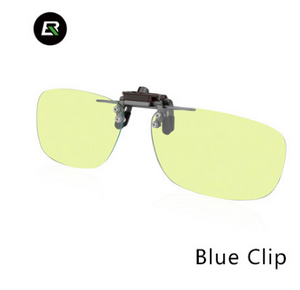 ROCKBROS Cycling Polarized Clip For Myopia Driving Night Vision Lens