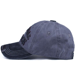 retro baseball cap fitted snapback