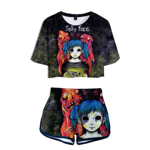 Sally Face Two Piece Outfits