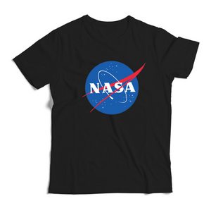 Fifth Sun NASA Logo Adult T-Shirt