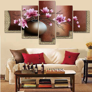 5 Panel Canvas Wall Art Decor Modern Picture