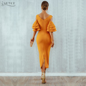 Women Dress Summer Vestidos Verano Celebrity Party Dresses