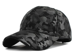 Baseball Cap Camouflage Hat Adjustable Snapbacks