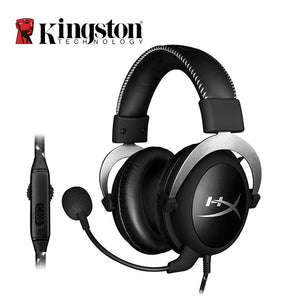 Kingston HyperX Cloud Pro Silver Gaming Headphone with Microphone