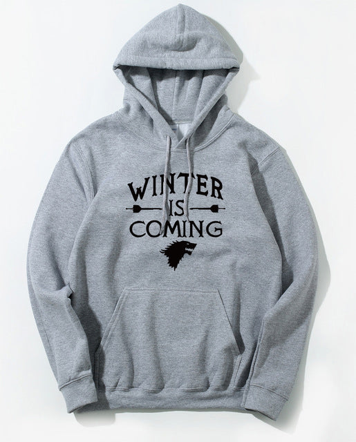 Game of Thrones Hoodie Winter Autumn Jackets