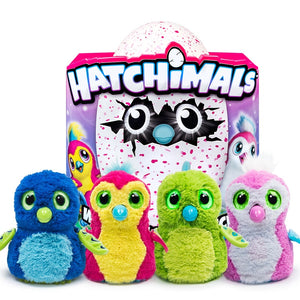 Hatchimals eggs Hatcher Magic Egg Interactive