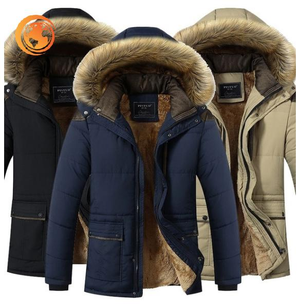 Winter Coat Plus Size Men