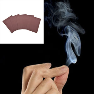 1pcs Magic Trick Smokes Surprise Prank Joke Mystical Fun Magic Smoke from Finger Tips