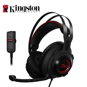 Kingston virtual 7.1 HyperX Cloud Revolver Headphones Noise-cancelling With Microphone Gaming Headset
