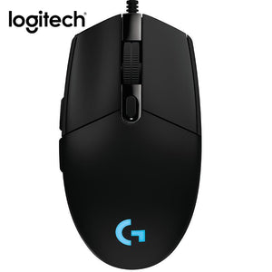 Logitech G102 Wired Mouse With Box