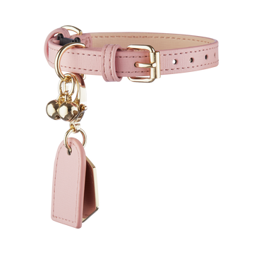 Tommy & Bella X CD - Personalized Luxury Cat Collar
