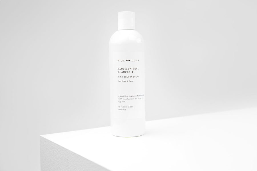 Max-Bone x CD - Aloe & Oatmeal Shampoo