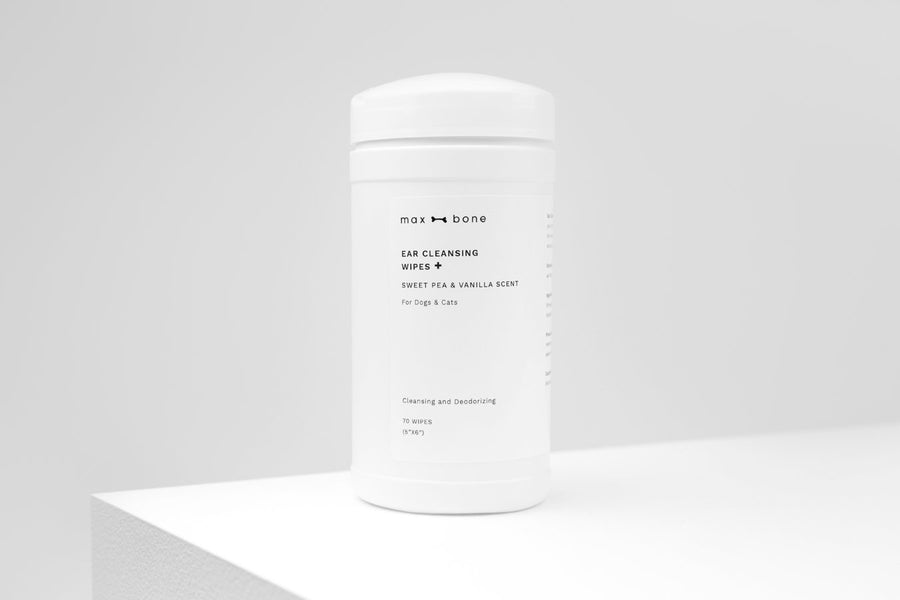 Max-Bone x CD - Ear Cleansing Wipes