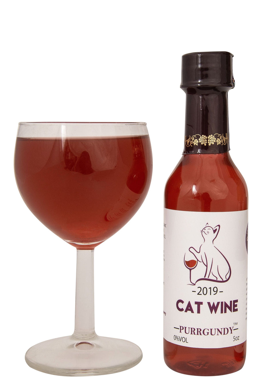 Pet Winery X CD - Purrgundy (5oz)