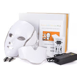 7 Colors LED Facial Beauty Mask Skin Rejuvenation Led Photon Mask