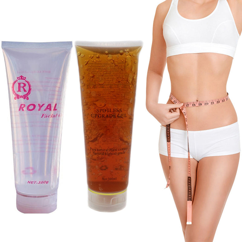 Ultrasonic Cavitation Body Skin Care Inject Gel 300ml for Beauty Machine Use - ibeautyneed