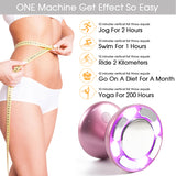 Beauty Plus 3D Ultrasonic Body Slimming Anti Cellulite Lipo Removal Massager - ibeautyneed