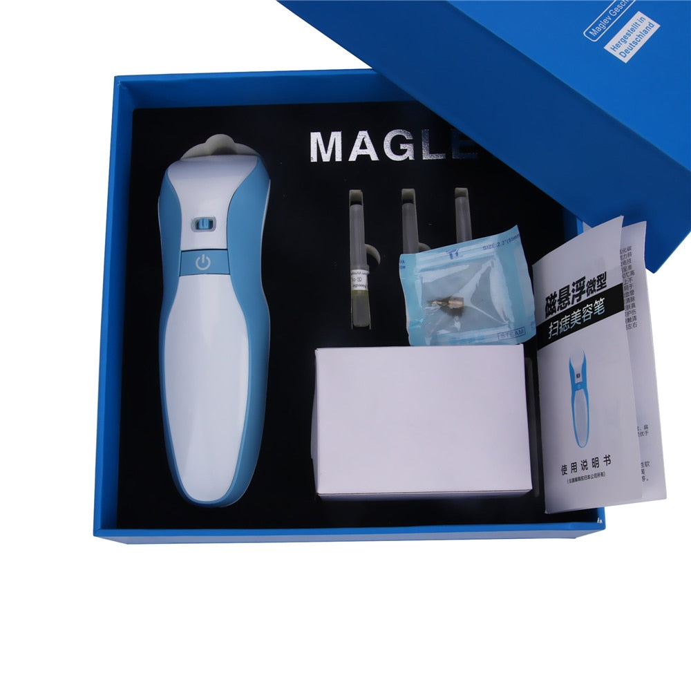 Maglev Plasma Pen Skin Tag Mole Tattoo Removal Pen - ibeautyneed