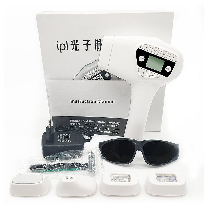 1500000 Pulse Professional Permanent IPL Epilator Laser Hair Removal - ibeautyneed