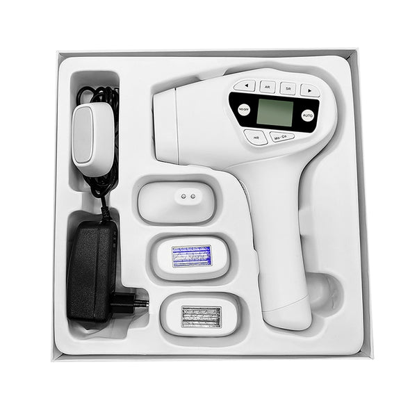 1500000 Pulse Professional Permanent IPL Epilator Laser Hair Removal-iBeautyneed