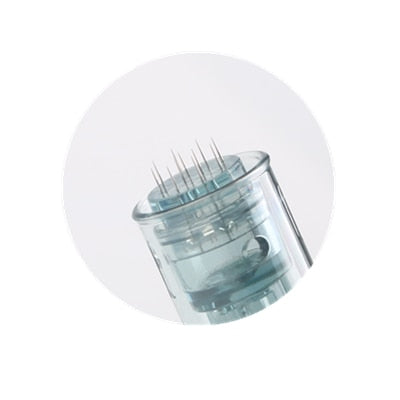 10 Pcs 11/16//24/36/42/Nano Microneedling Needles for Dr. Pen M8 Cartridges - ibeautyneed