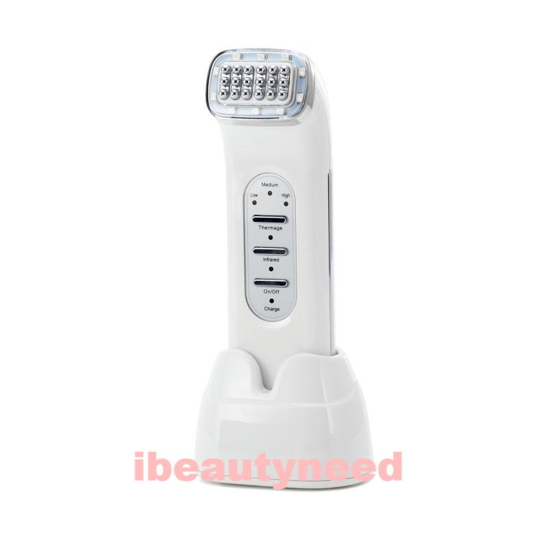 Dot Matrix RF Far-infrared Wave Face Lifting Wrinkle Removal Thermage Massager - ibeautyneed