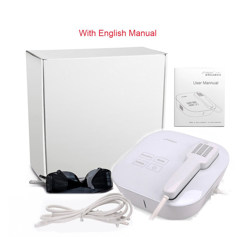 Elight IPL Permanent Hair Removal Epilator Skin Rejuvenation Beauty Machine