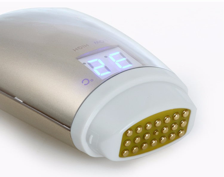 Portable Radio Frequency Wrinkle Removal Skin Lifting Dot Matrix Facial Massager - ibeautyneed