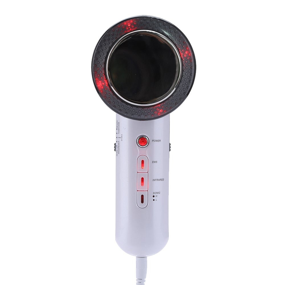 3 in 1 Skincare Options Ultrasonic Cavitation Slimming Beauty Device - ibeautyneed