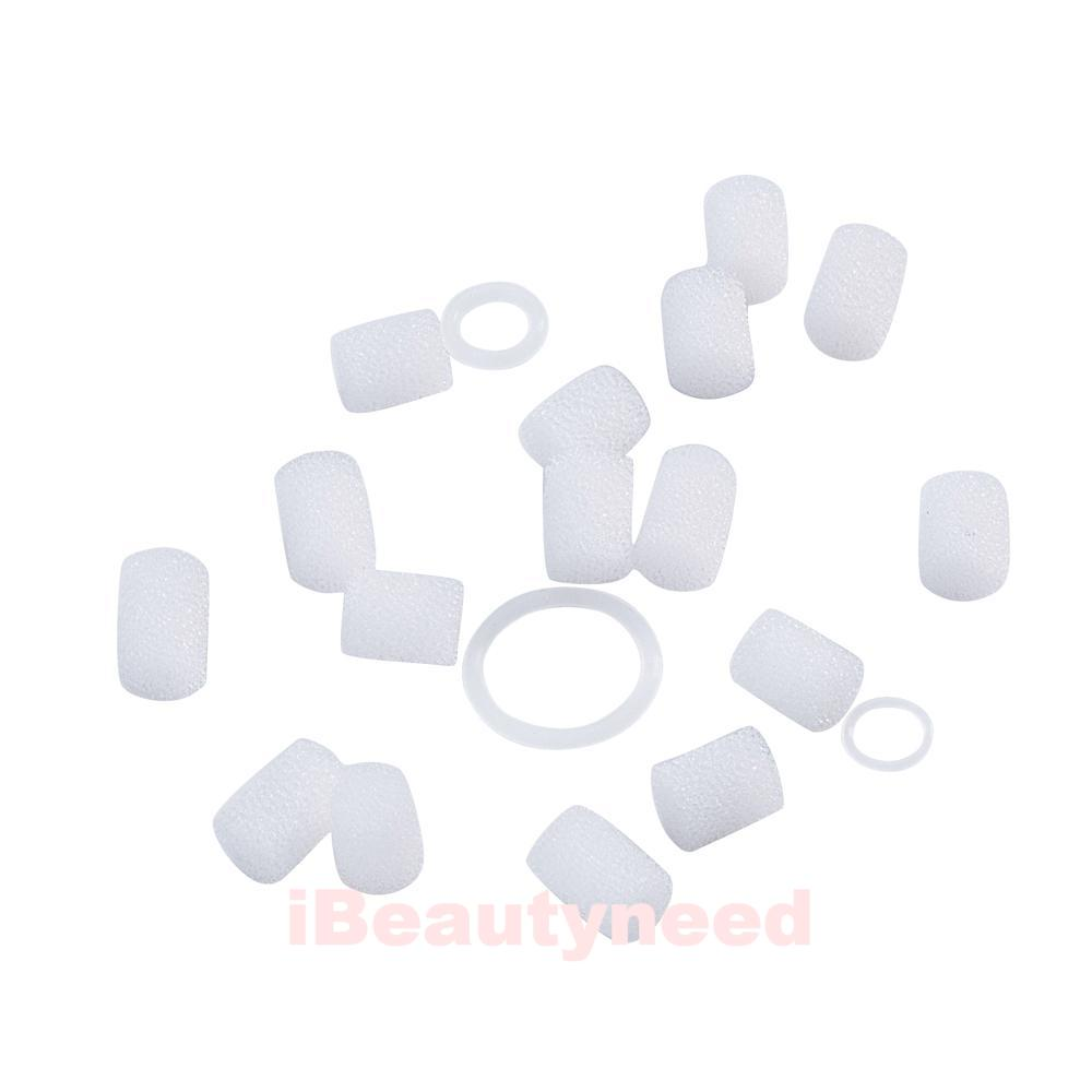 1 Set Replacement Filter Sponge For Dermabrasion Vacuum Blackhead Remover-iBeautyneed