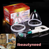 Handheld Vacuum Cupping Suction Device for Breast and Buttocks Lifting-iBeautyneed