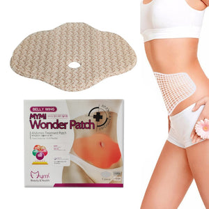 30Days 10/25 Pcs Wonder Patch Belly Quick Slimming Patches - ibeautyneed