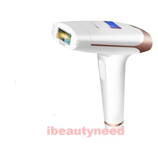 Lescolton 3 in 1 700000 Pulsed IPL Laser Permanent Hair Removal Epilator - ibeautyneed