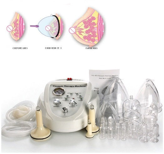 Vacuum Massager Machine Butt Cupping Breast Enlargement Machine - ibeautyneed