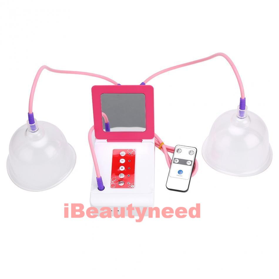 Beauty.N.Q Electric Vacuum Breast Enlargement Suction Massager Pump Cupping Machine-iBeautyneed