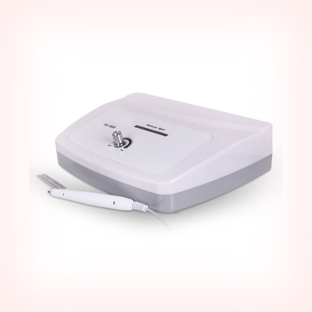 Portable High Frequency Facial Machine Portable Beauty Device Skin Spot Remover RU-668 - ibeautyneed